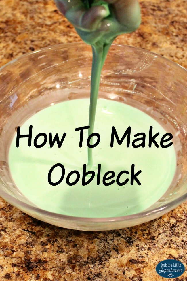 how to make oobleck, sensory activities for kids, tactile activities for kids, activities for kids, dr. seuss activities