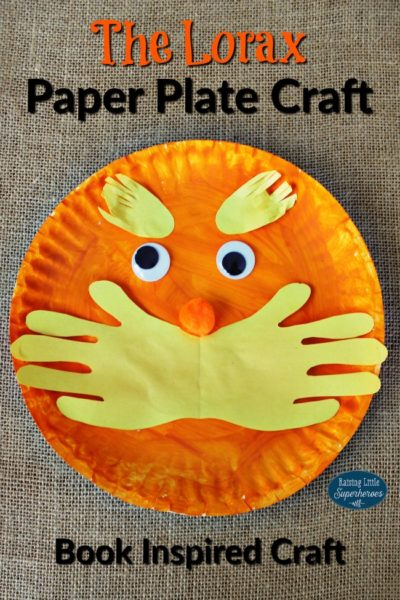 the lorax reaction paper