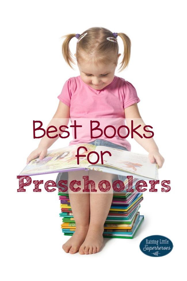 best books for preschoolers, preschool activities, preschool books