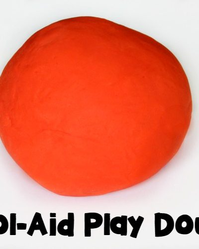 How To Make Gluten-Free Kool-Aid Play Dough