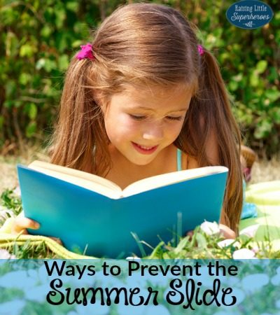Ways To Prevent The Summer Slide