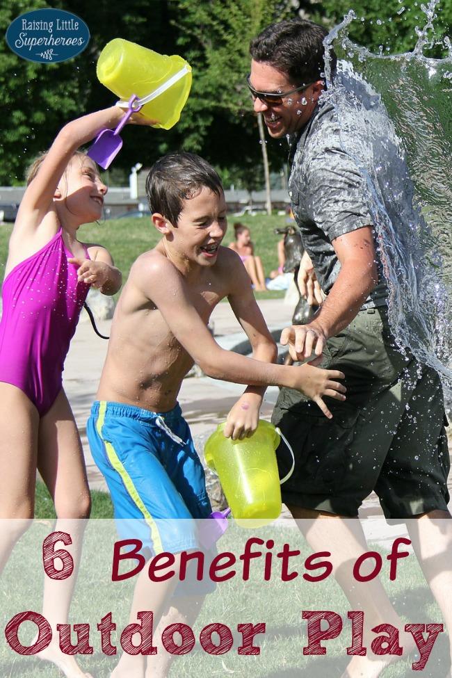 Benefits of Outdoor Play, Raising Children, Outdoor Play