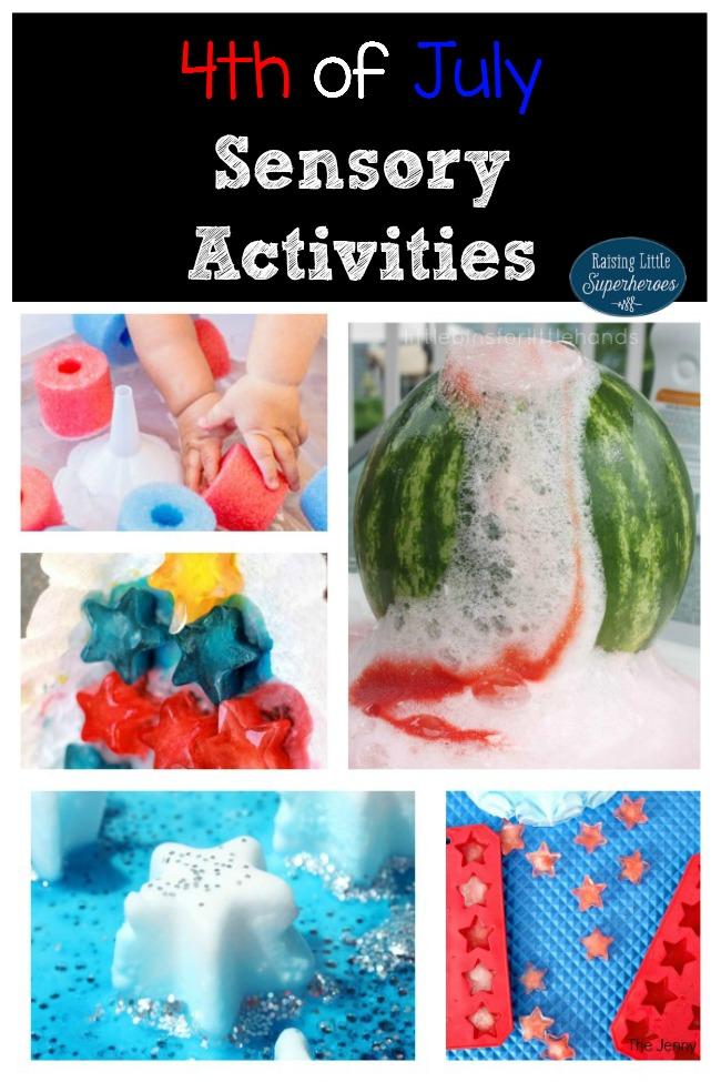 4th of July Sensory Activities, Sensory Activities, Outdoor Activities for Kids, Activities for Kids, Play Ideas, Outdoor Play Ideas