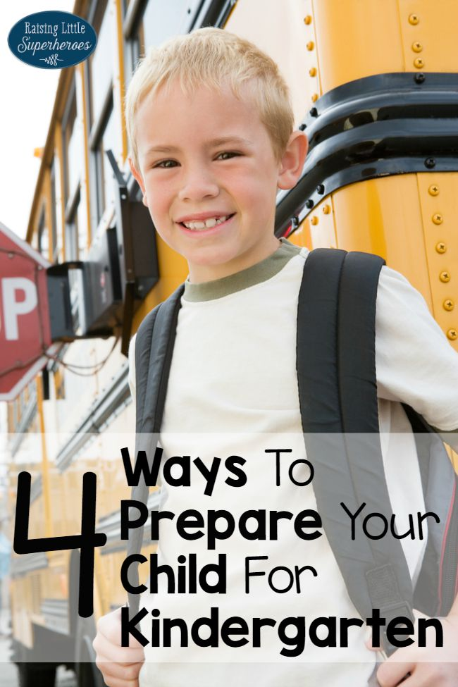 Prepare Your Child For Kindergarten, First Day of School, First Day of Kindergarten, Prepare Your Child For The First Day Of School, Learning Resources