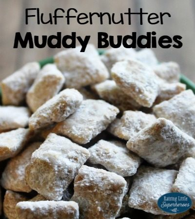 How To Make Fluffernutter Muddy Buddies