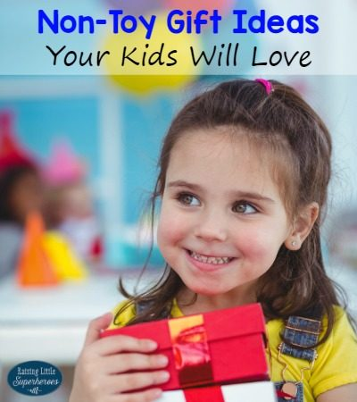 6 Non-Toy Gift Ideas Your Kids Will Love