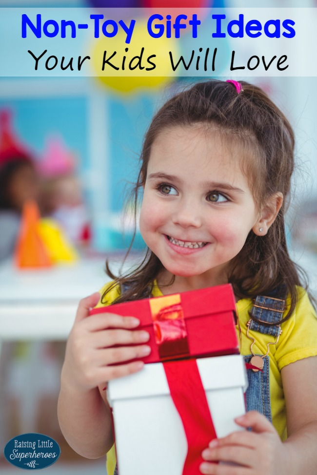 Non-Toy Gift Ideas, Non Toy Gift Ideas, Gift Ideas, Raising Children