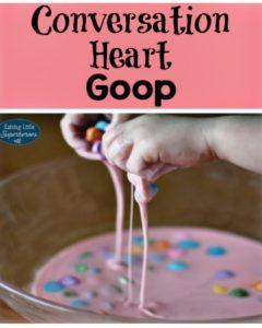 Sweet As Candy Conversation Heart Goop