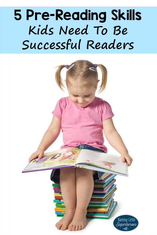 Pre-Reading Skills, Learning Resources, Successful Readers