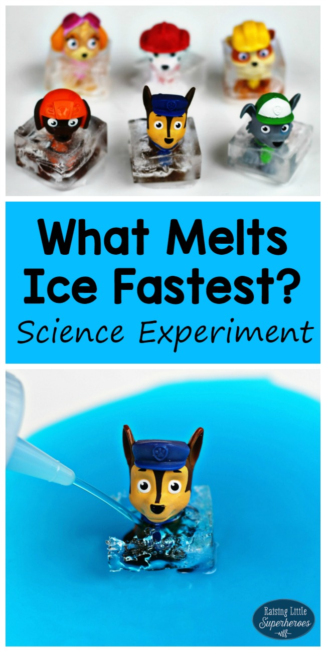 what makes ice melt faster One way is to make your own ice cream in a baggie, where adding salt to water produces a mixture so cold it can freeze your treat if you just want to see an example of how cold ice plus salt can get, mix 33 ounces of ordinary table salt with 100 ounces of crushed ice or snow.