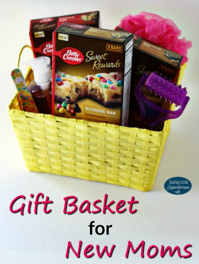 Gift Basket for New Moms, Gift Baskets, New Moms