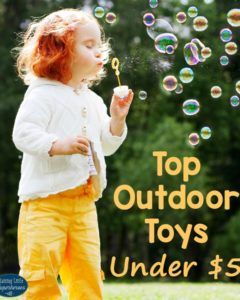 5 Of The Top Outdoor Toys Under $5