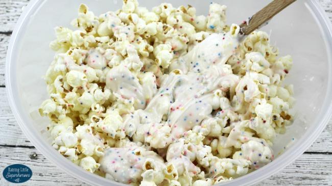 Dory Popcorn Process 3