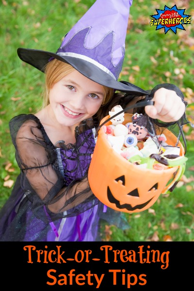 5 Trick-or-Treating Safety Tips