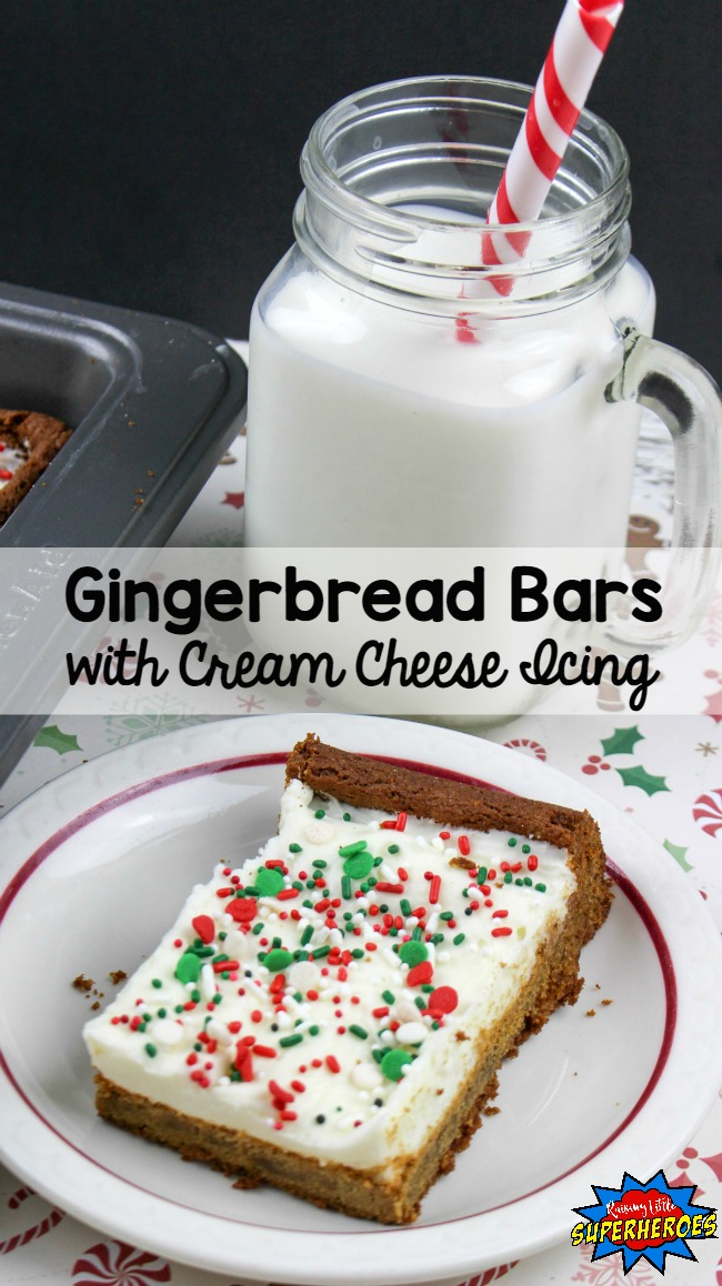 Gingerbread Bars, Gingerbread Bars with Cream Cheese Icing, Simple Dessert Recipe, Christmas Recipe, Christmas Dessert Recipes, Dessert Bars, Dessert Bars Recipe,Christmas Dessert Bars
